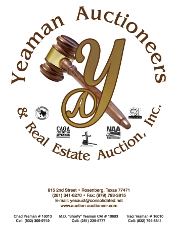 Yeaman Auctioneers Logoweb