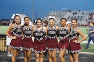 Senior Girls!