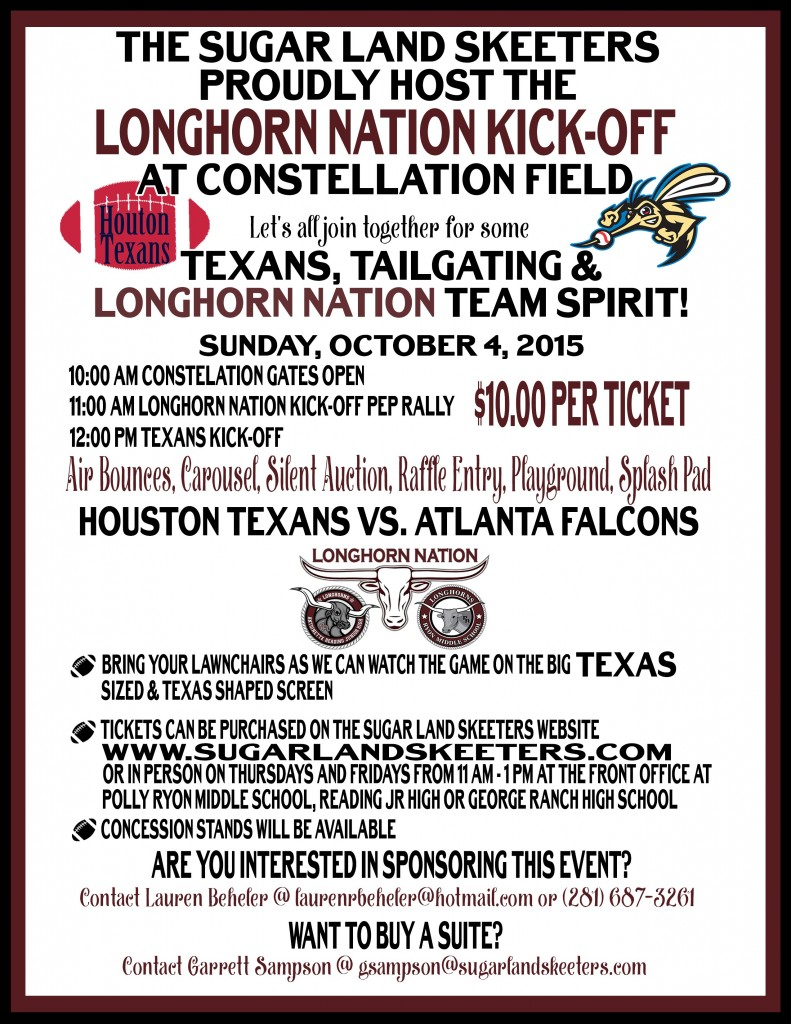 LonghornNationKickoffParty